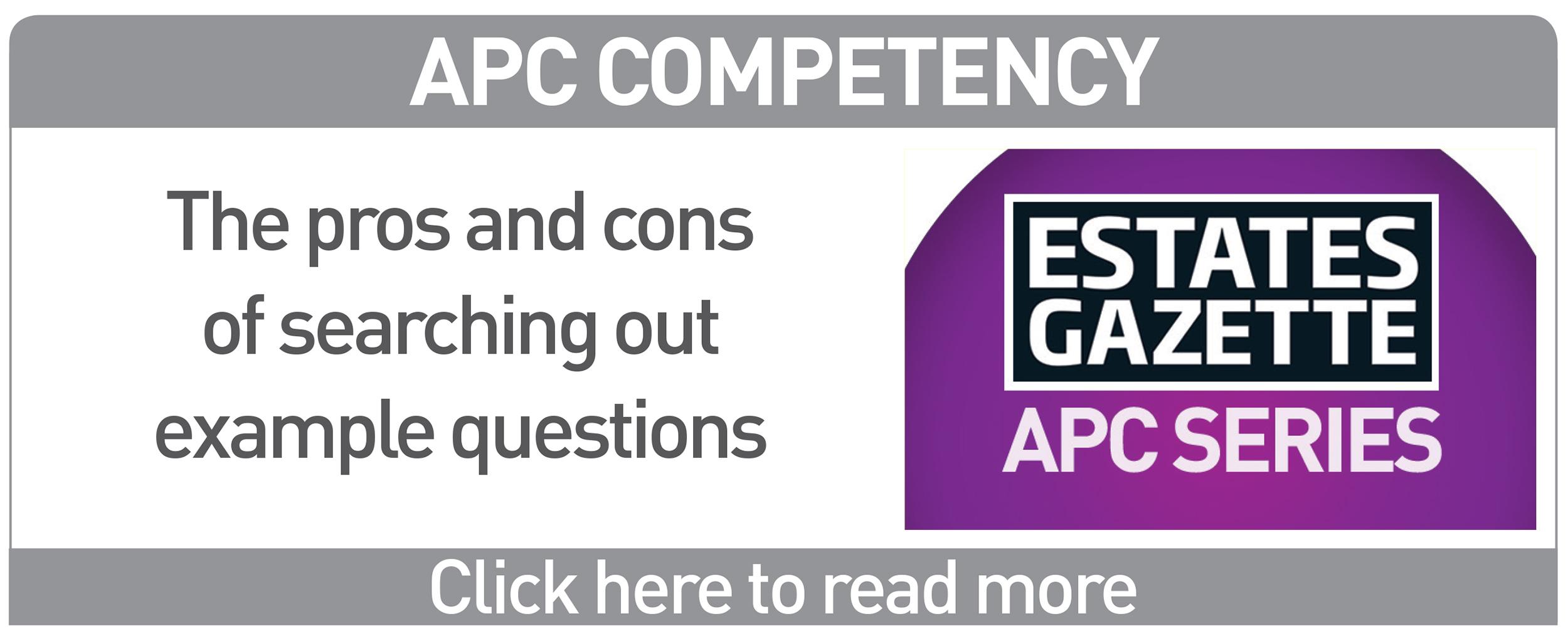 APC questions