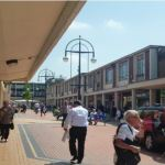 kirkby shopping centre